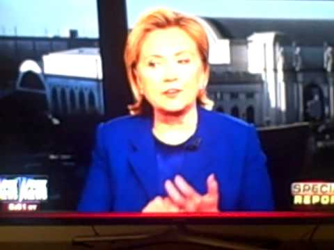 Hillary Clinton Lying!