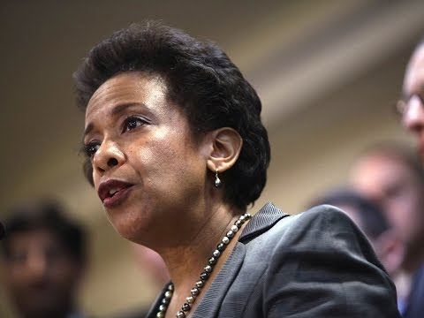 Right-Wing Media Hilariously Attacks Wrong Loretta Lynch AG Nominee