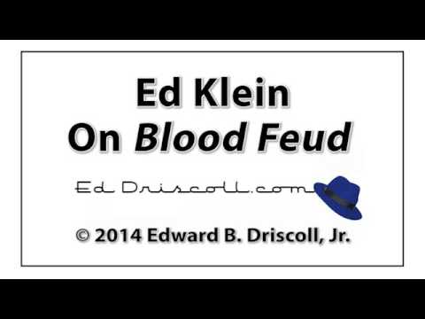 Audio Interview: Ed Klein on Blood Feud
