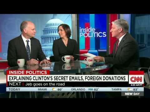 Explaining Clinton's secret emails, foreign donations