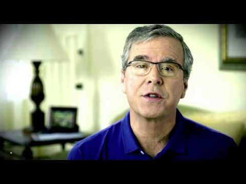 Jeb Bush Hits Clinton In New Video
