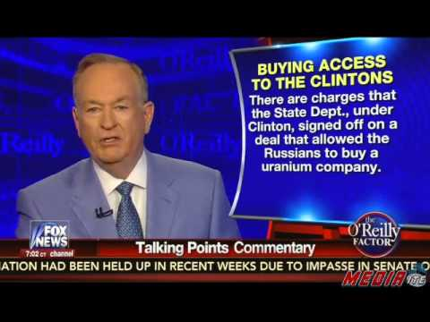 Bill O'Reilly: Like Clintons, I Know What It's Like to Be 'Dishonestly Smeared'