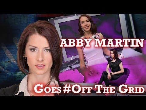 Abby Martin Goes #OffTheGrid | Jesse Ventura Off The Grid - Ora TV