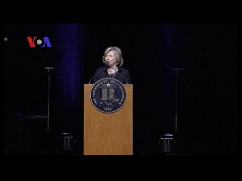 Hillary Clinton for President? (VOA On Assignment Mar....