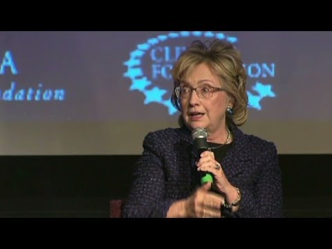 Documents reveal Clinton dislikes media